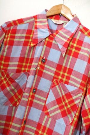 50年代 Pilgrim ボックスシャツ