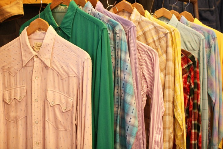 50~60年代ヴィンテージウエスタンシャツ