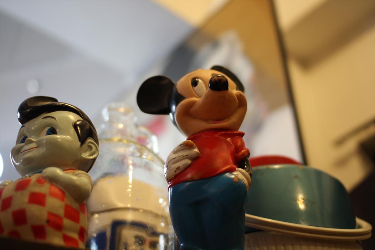 ヴィンテージ ミッキーマウス