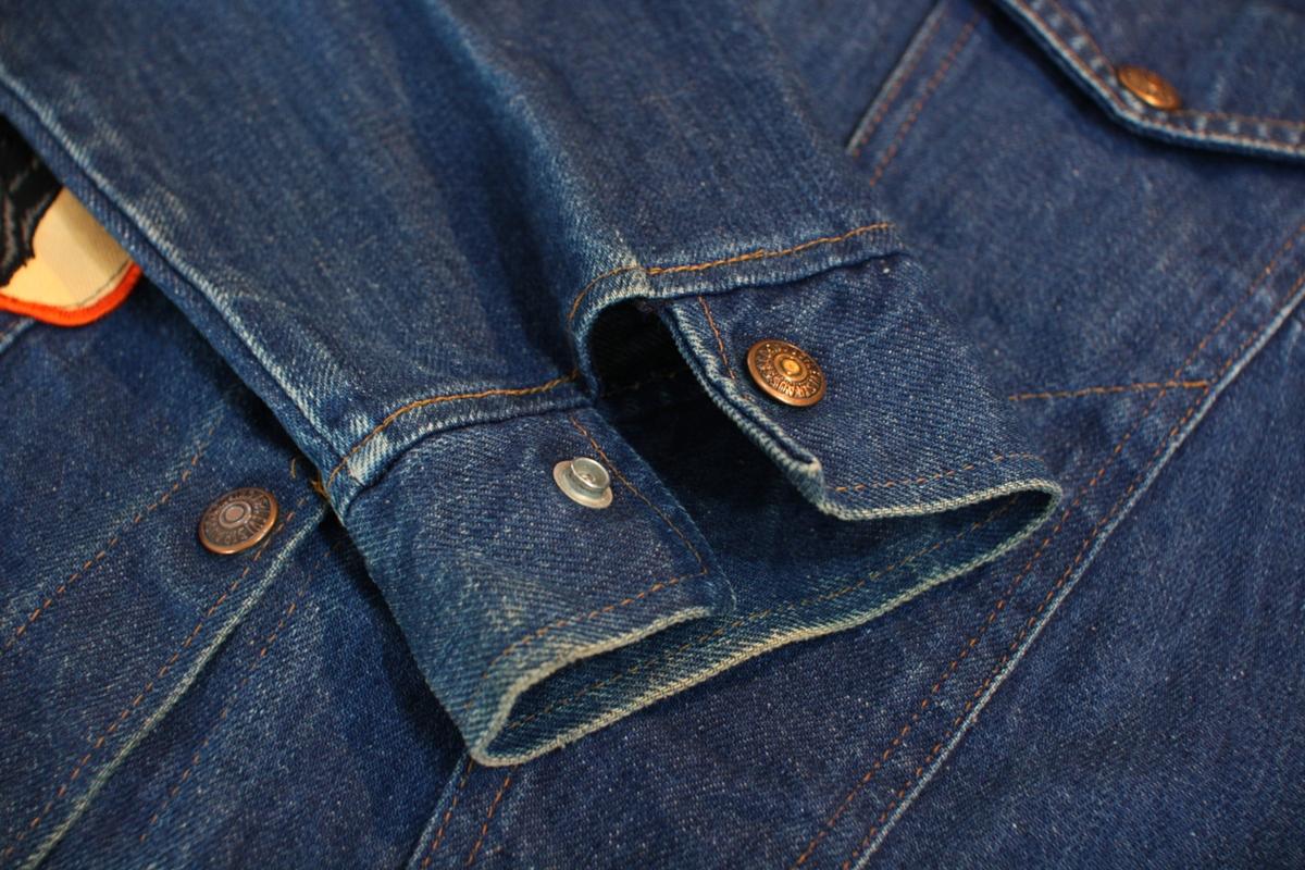 70年代Levi'sデニムジャケット