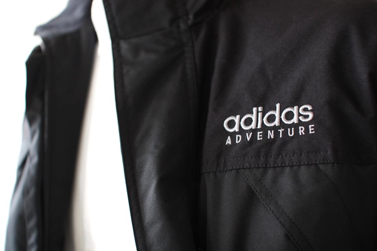 古着屋Chum_adidasナイロンジャケット